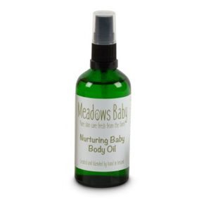 Nurturing Baby Body Oil – 100ml