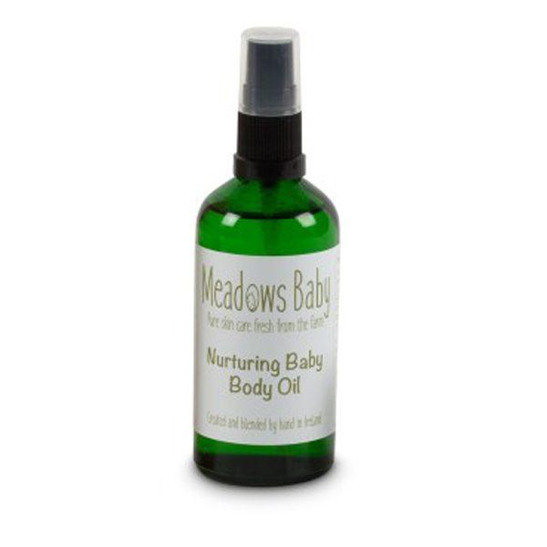 Nurturing Baby Body Oil – 100ml