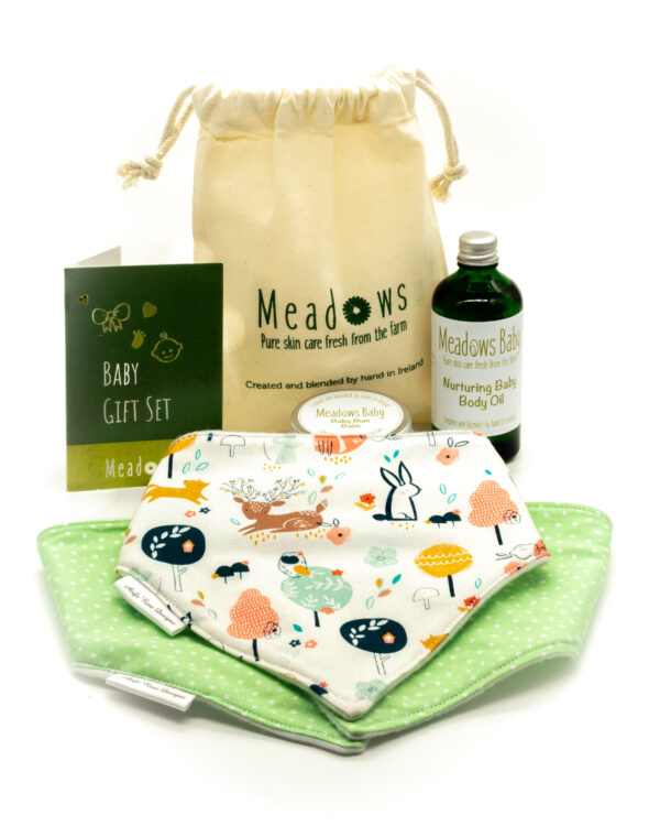 Meadows Baby Gift Set