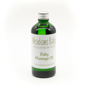 Baby Massage Oil (suitable from birth) – 100ml