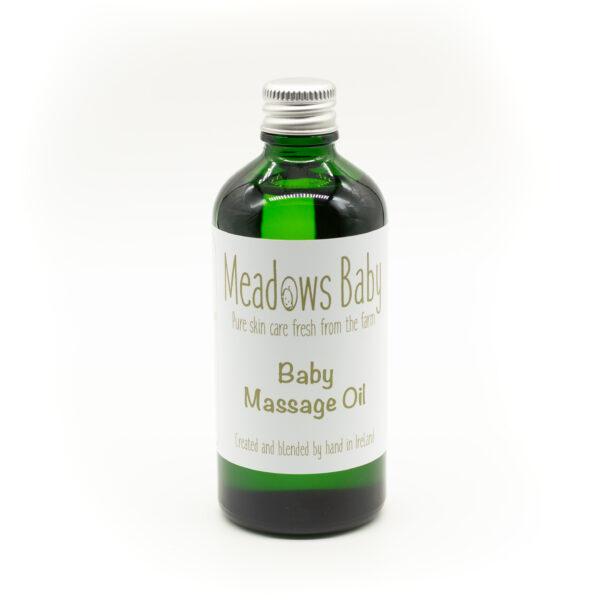 Meadows Newborn Baby Skin Care Gift Set (0-3 months)